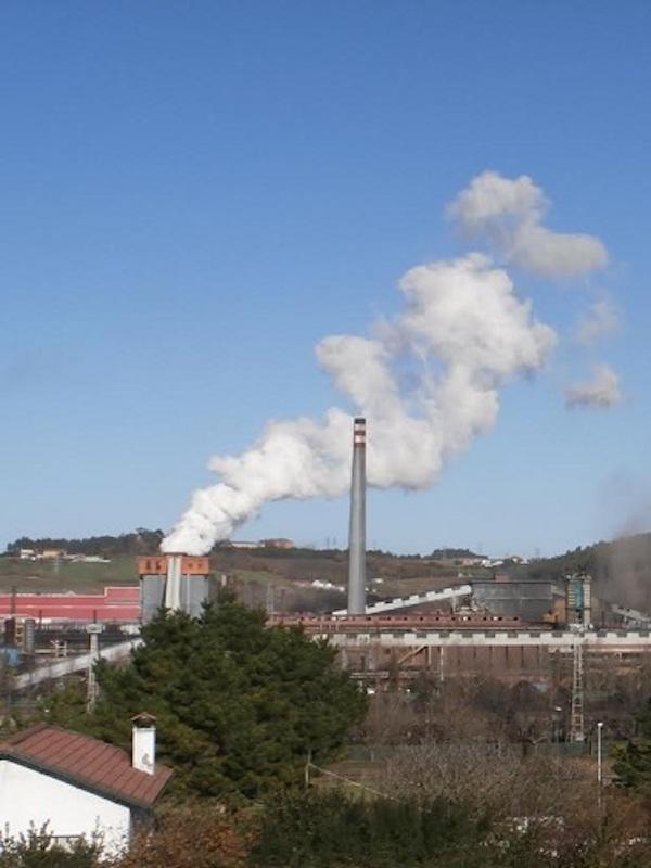 La mayoría de la población de Euskadi respiró aire contaminado el pasado año