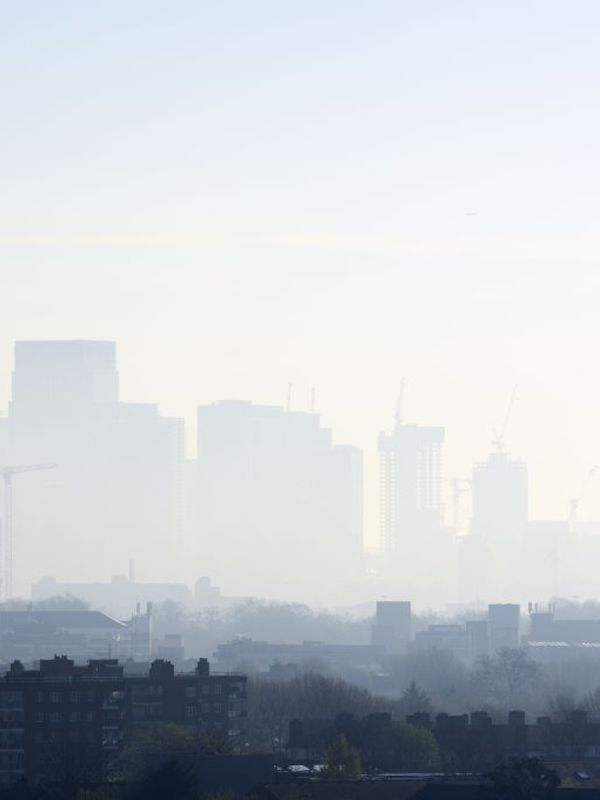 El 90% de la población de Canarias respiró aire contaminado