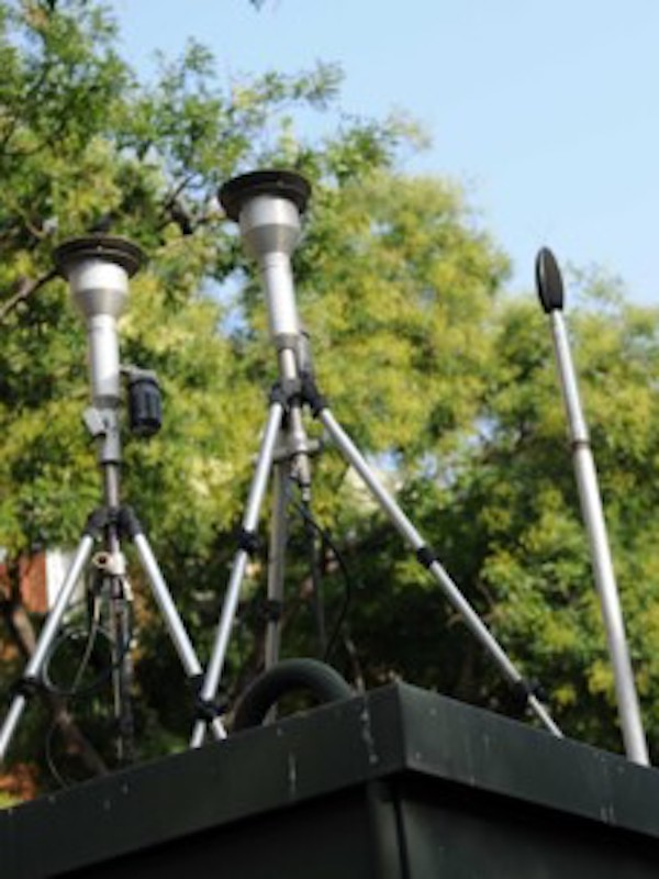 El TUE falla que los jueces nacionales pueden controlar la ubicación de medidores de calidad del aire