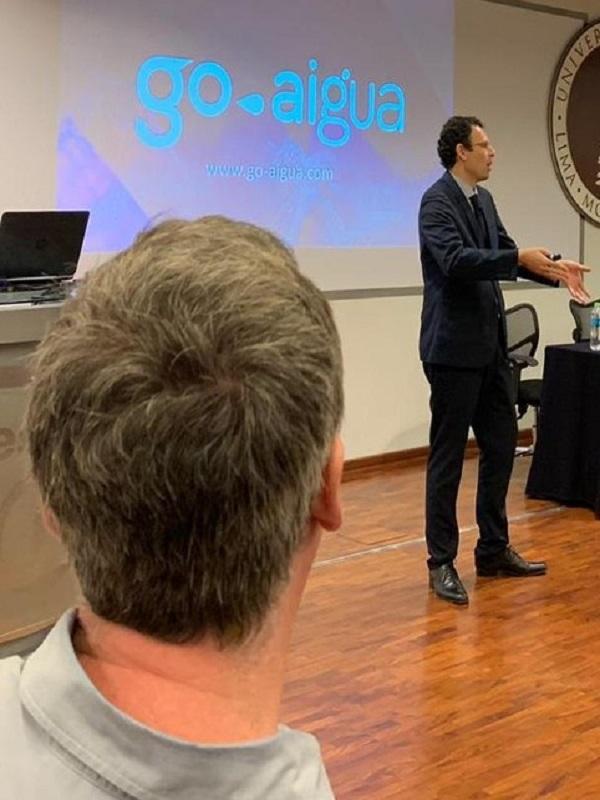 Global omnium presenta en perú el caso de éxito de sus soluciones tecnológicas para la transformación digital en el sector del agua