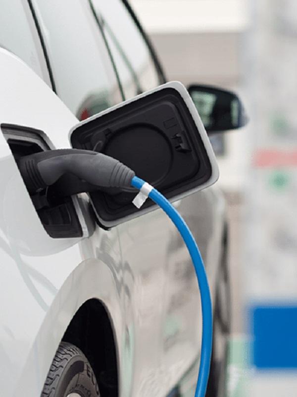 Escolares de colegios de Málaga capital conocen el funcionamiento y ventajas ambientales del coche eléctrico