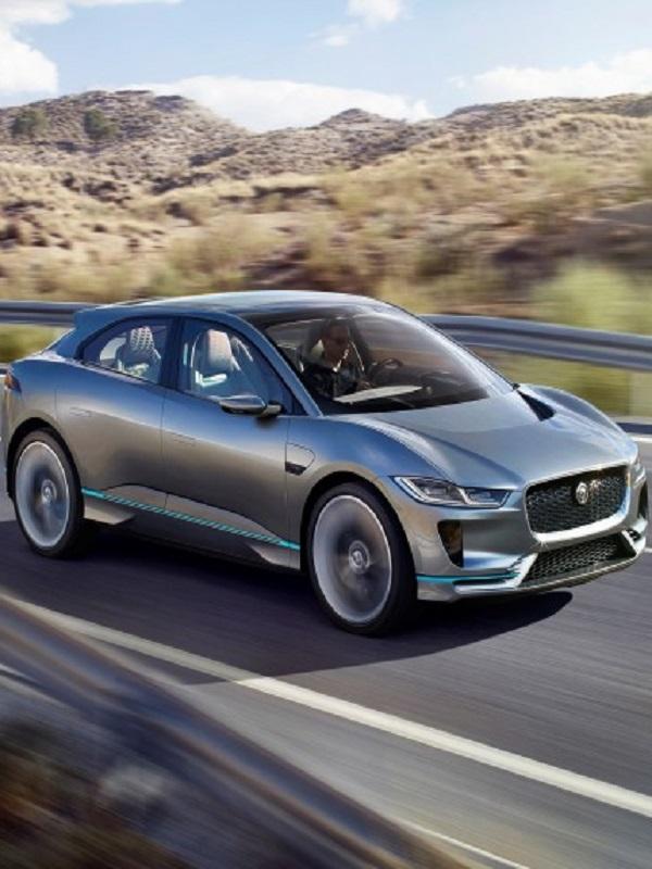 El eléctrico Jaguar I-Pace triunfa en Europa