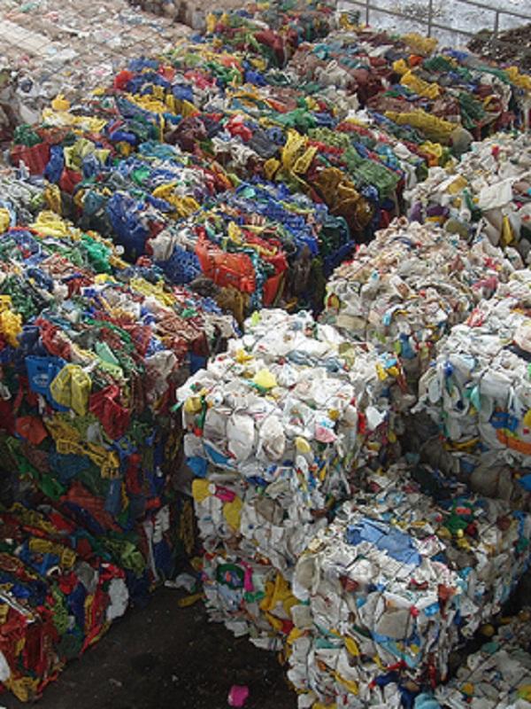 El 12 por ciento de los recursos materiales utilizados en la UE provienen de productos reciclados