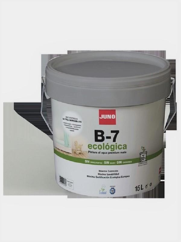 El Grupo Juno utilizará envases reciclados en sus dos líneas de pintura con certificado ambiental