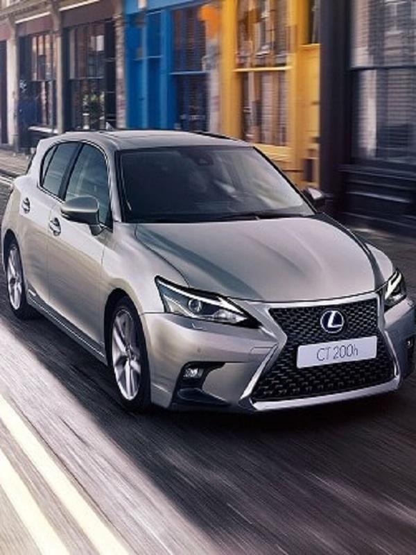 Lexus lanzará un modelo eléctrico o enchufable por año a partir de 2020