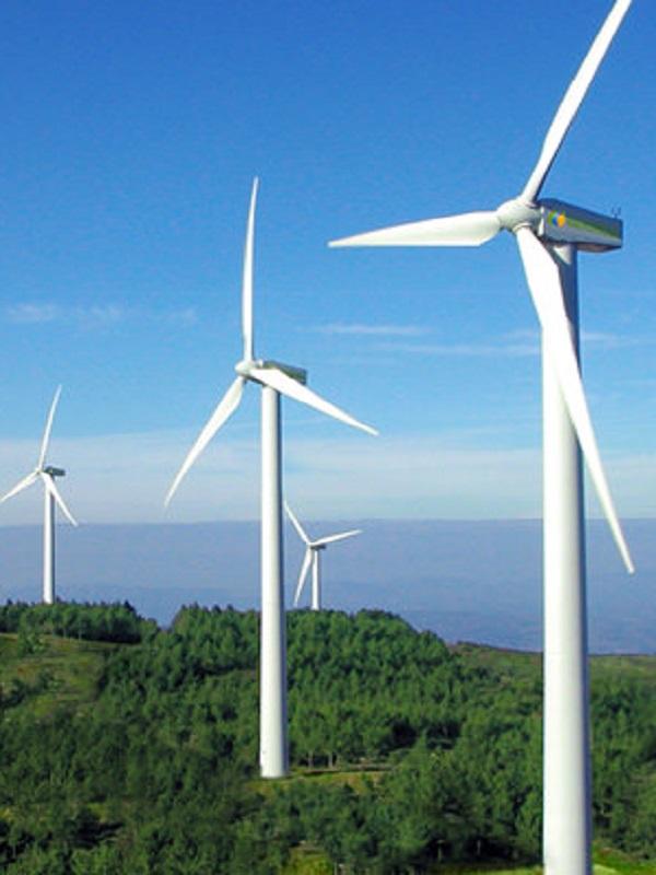 Huelma (Jaén) albergará dos parques eólicos