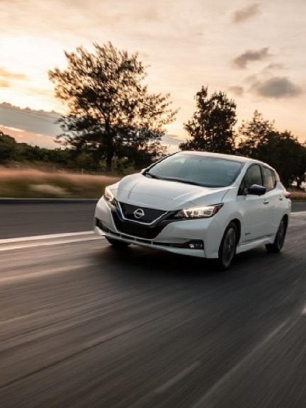 Nissan muy optimista con su Leaf