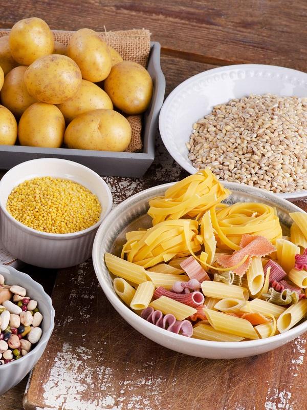 Los carbohidratos también deben formar parte de una dieta saludable