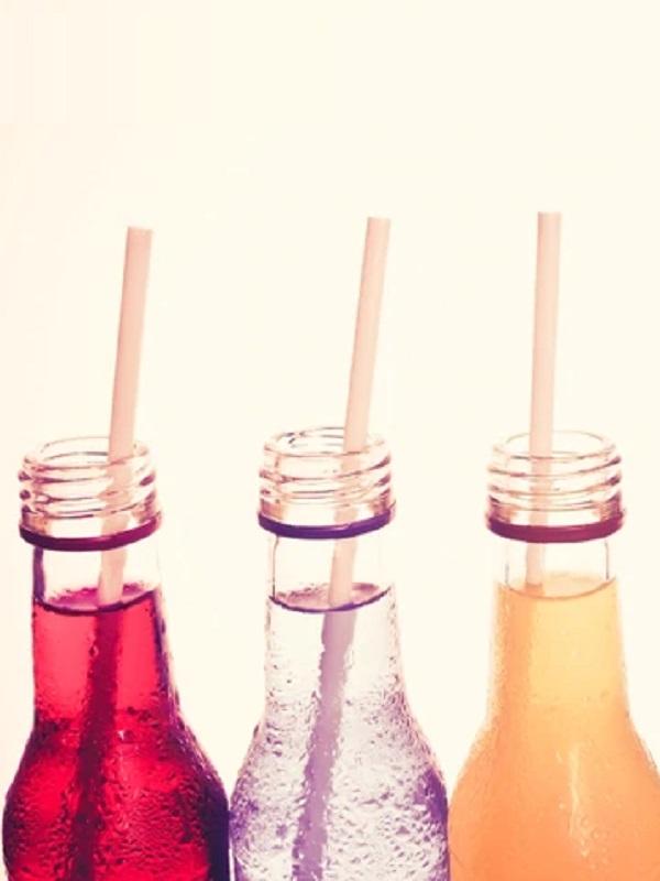Ten mucho cuidado con las bebidas gaseosas y azucaradas