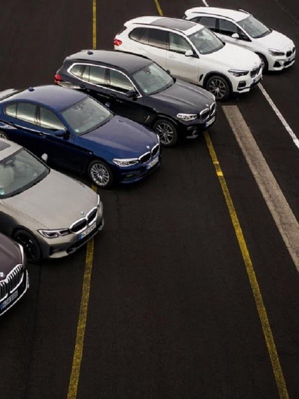 BMW lanzará más de diez nuevos modelos electrificados hasta finales del año que viene