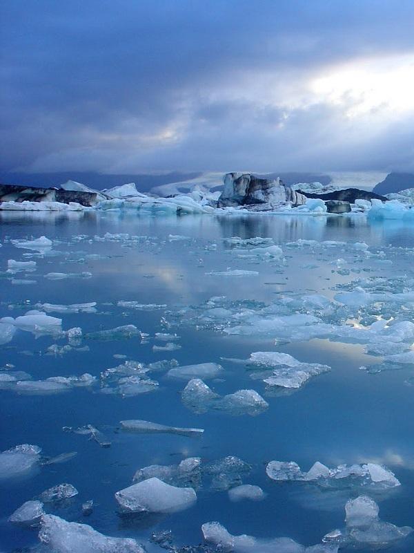 La cota de nieve, clave en el derretimiento de Groenlandia