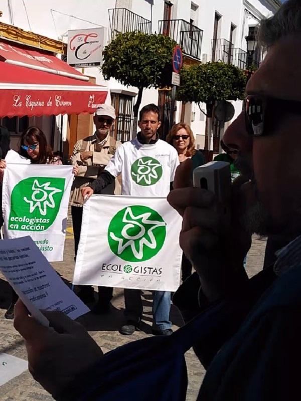 Demandan en Prado del Rey la apertura de vías pecuarias y caminos públicos