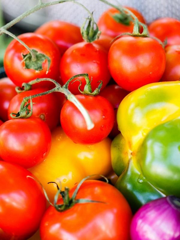 Sin duda alguna los vegetales frescos son la base de la alimentación saludable