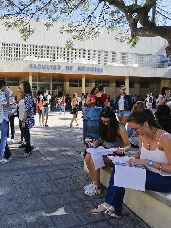 La Universidad de Málaga comienza a medir la calidad del aire en sus aulas