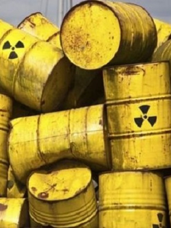 Nuevo Plan General de Residuos Radiactivos