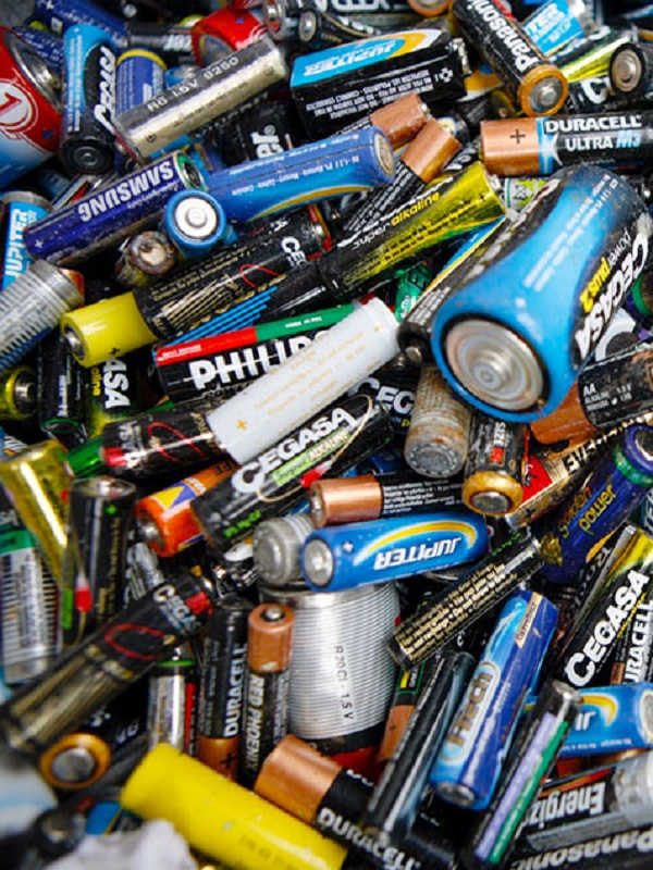 Ecopilas exige a Europa que aplique a las pilas y baterías un objetivo de recogida realista