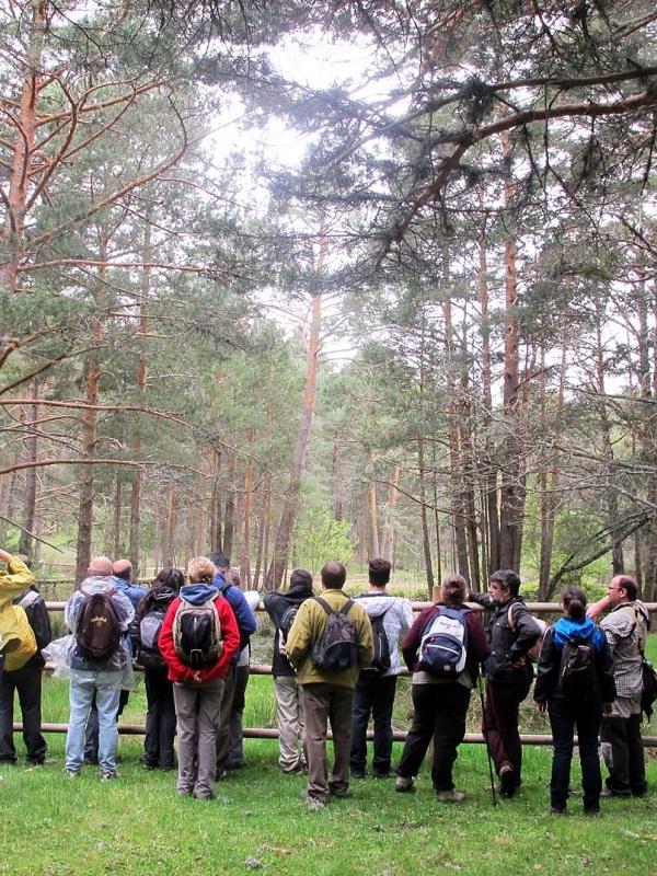 16ª edición del Programa de excursiones didácticas del CENEAM