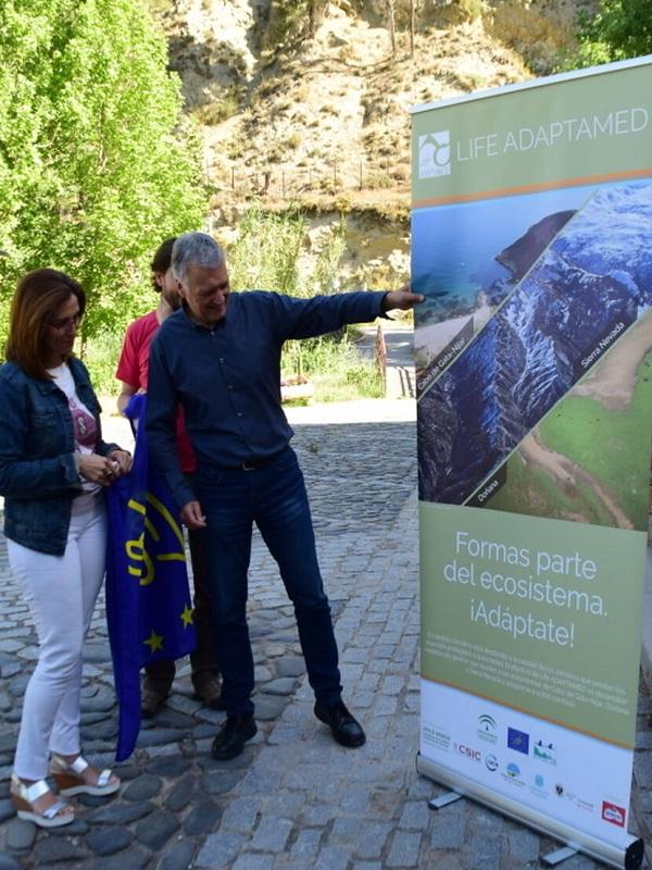 Europa tutela el proyecto Life Adaptamed en España