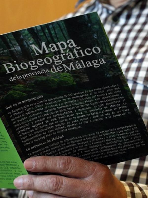 Málaga, alianza para actualizar el mapa biogeográfico para dar a conocer la diversidad botánica provincial