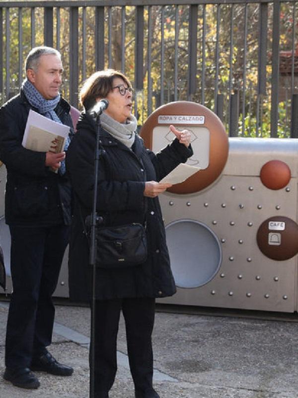 Los puntos limpios de Madrid incorporan nuevas fracciones de recogida de residuos