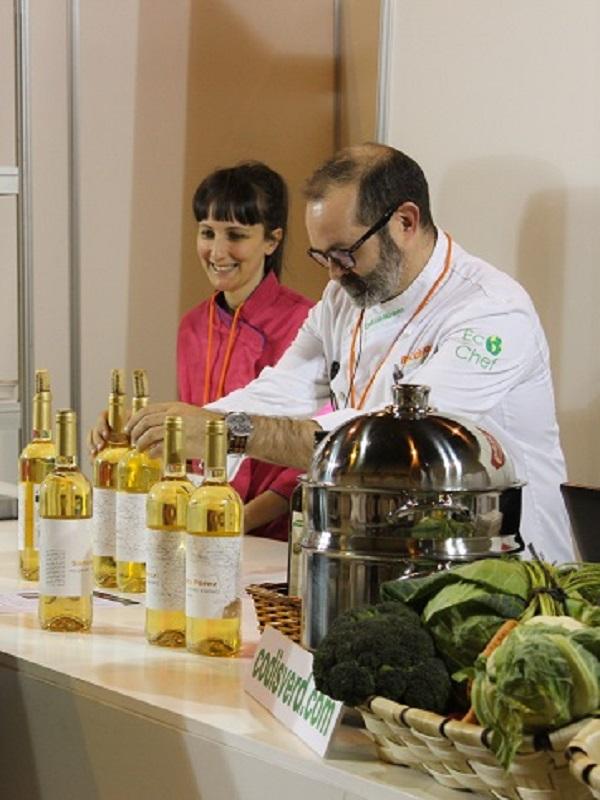 En BioCultura Sevilla 2019, los productos 'gourmet' ecológicos de ECOSUR, se 'salen'