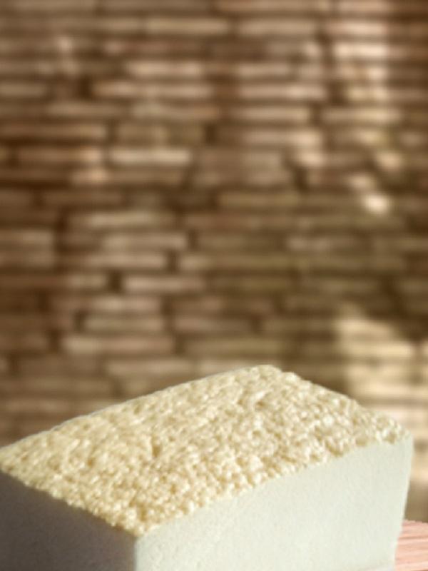 El poliuretano se transformaría un residuo perjudicial para el medio ambiente en un material de construcción