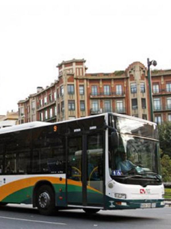 Navarra. Entra en servicio este viernes la primera línea 100% eléctrica del Transporte Urbano Comarcal, la L9