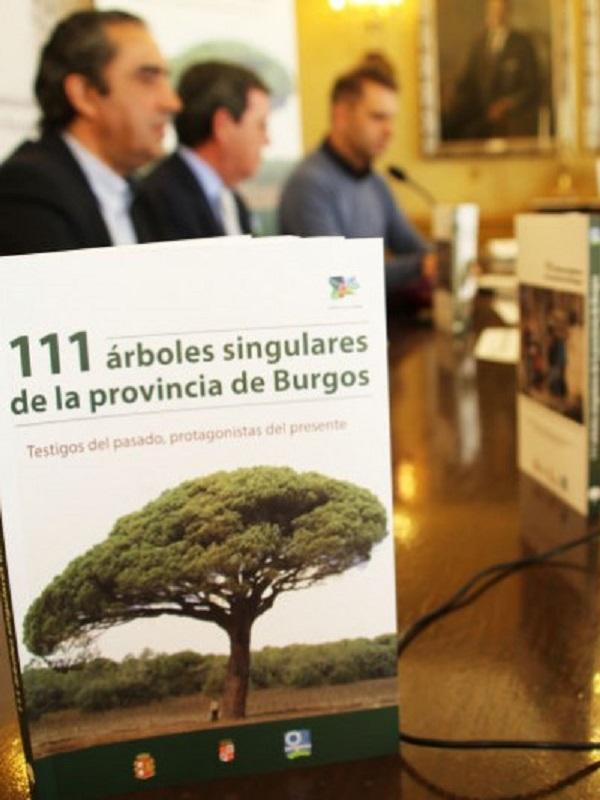 Presentación del Catálogo Provincial de Árboles Singulares de la provincia de Burgos