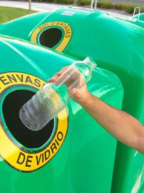 Ceuta renovará su parque de contenedores verdes tras no reciclar ni un kilogramo de vidrio desde 2013
