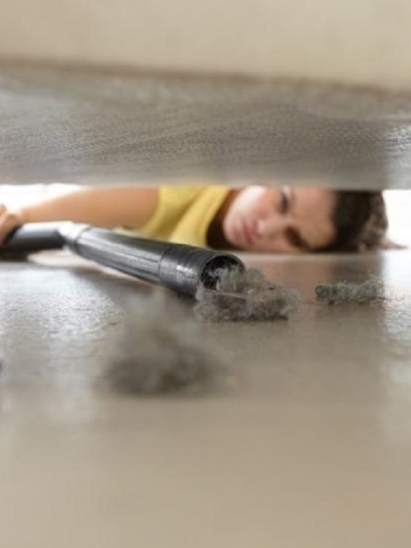 El polvo doméstico 'engorda'