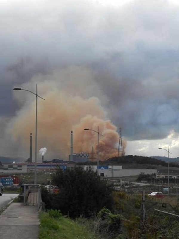 Otro record de contaminación en la comarca de Avilés