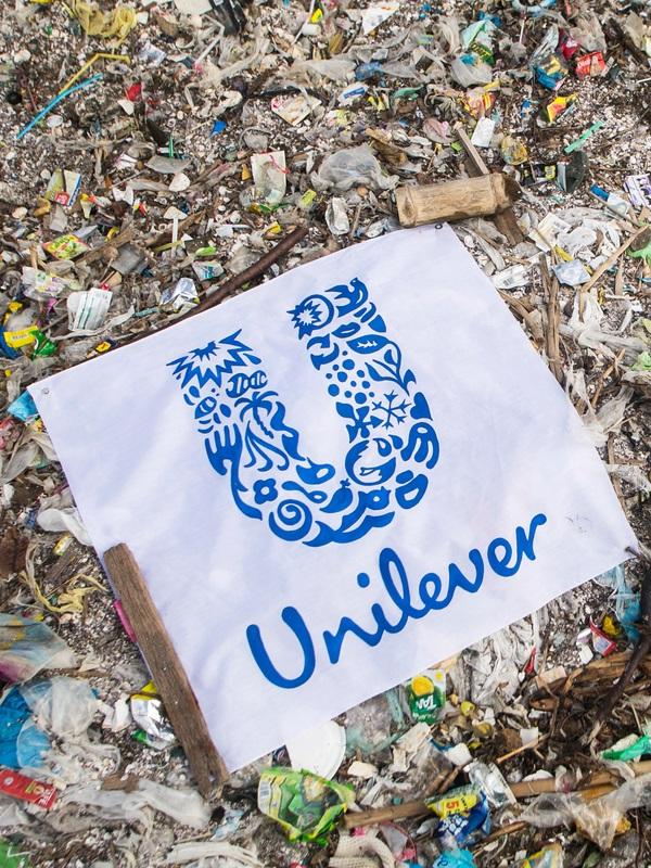 Unilever, los 'reyes' del plástico