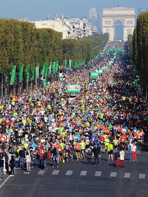 Schneider Electric compensará todas las emisiones de CO2 de la Maratón de París 2019
