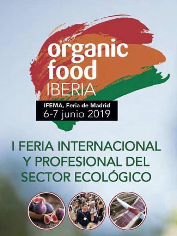 Regístrate ya como visitante en Organic Food Iberia