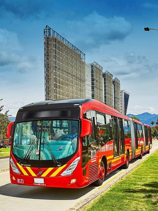 Volvo Buses. Objetivo: 'descarbonización'