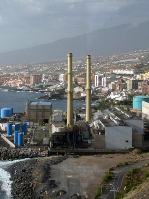 El cable de Tarifa contribuye al cambio climático