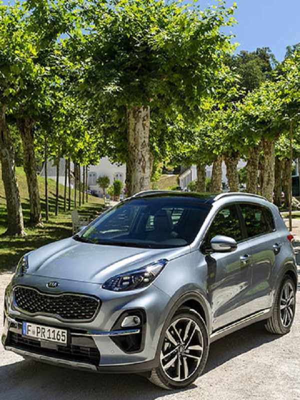 Kia mostrará una versión 'mild hybrid' del Sportage en Barcelona