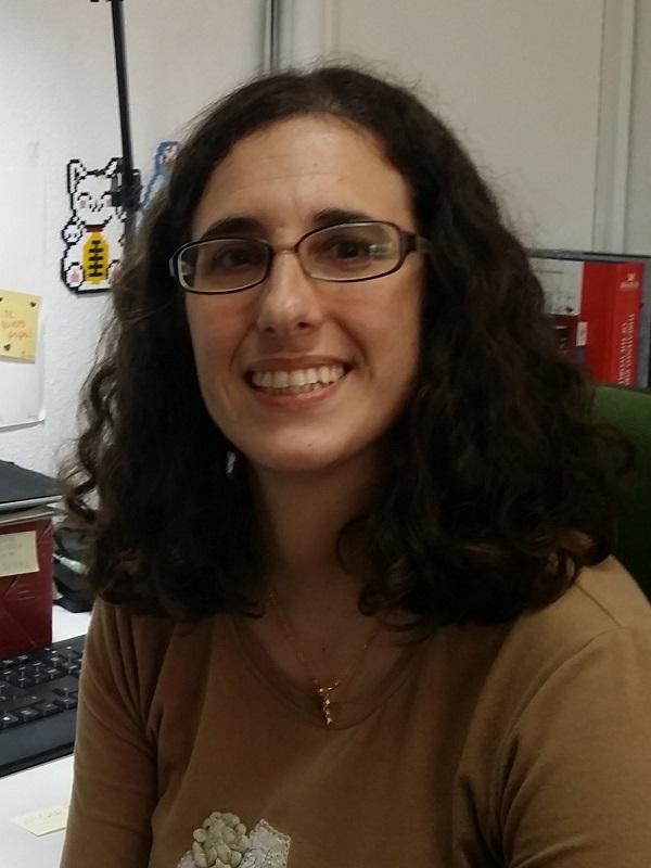 La investigadora novel española Lucrecia Souviron, ganadora del Premio Embajador BioOne