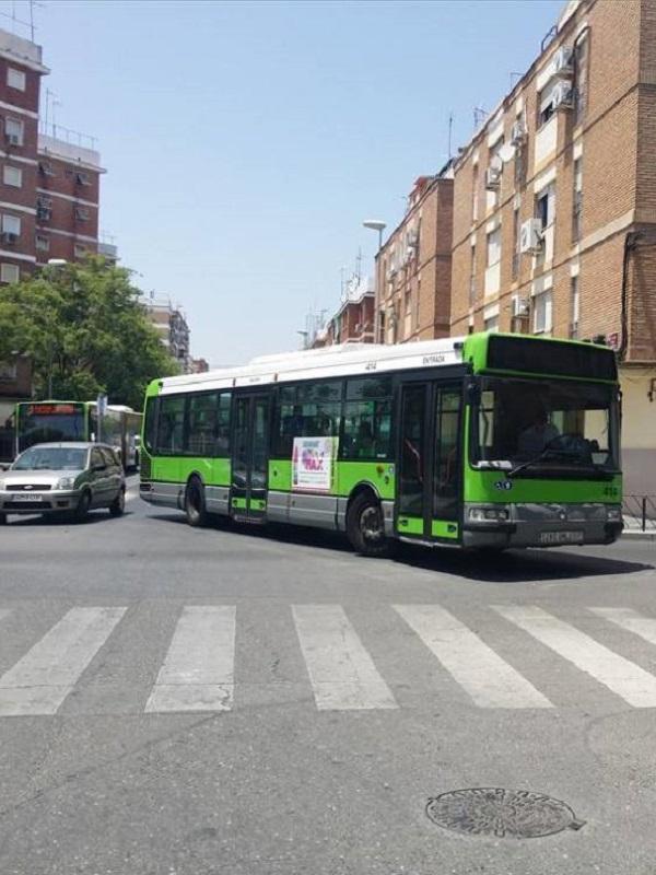 Aucorsa pone en servicio este jueves en Córdoba los 18 nuevos autobuses híbridos propulsados por gas natural