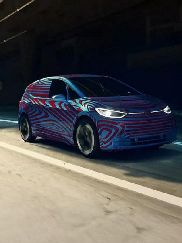 Volkswagen 'va a por todas' con su nuevo eléctrico ID.3