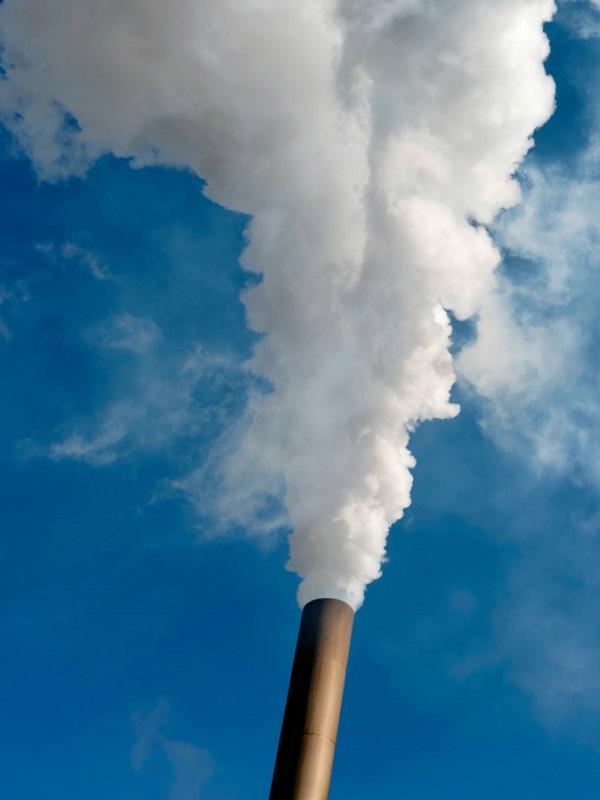 España reduce sus emisiones de CO2