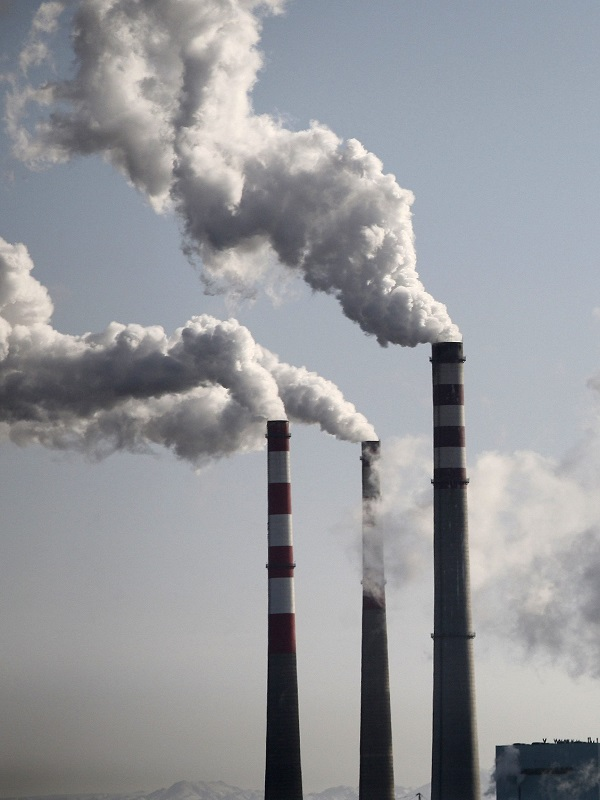 Las emisiones del carbón provocan miles de casos de asma y bronquitis en niños