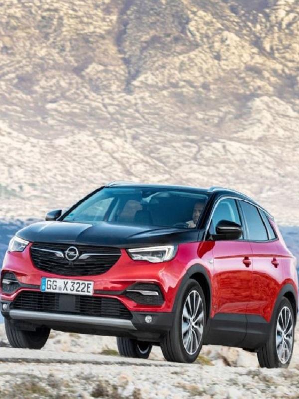 Opel Grandland X Hybryd4