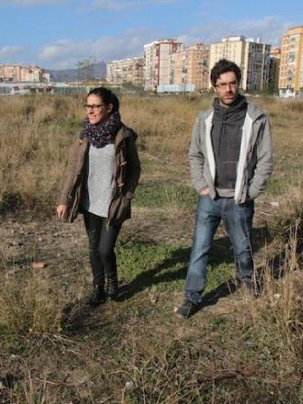 Málaga Ahora incide en un gran bosque urbano en los antiguos terrenos de Repsol