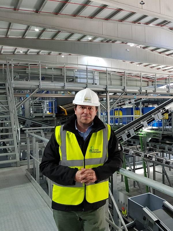 SOGAMA (Galicia) monitoriza al detalle toda su actividad industrial