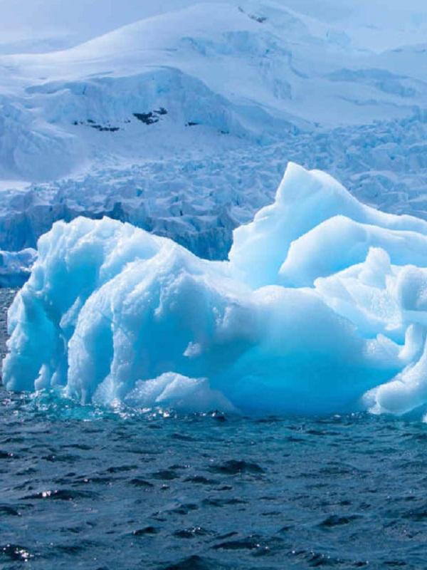Una cuarta parte de la Antártida es ahora inestable