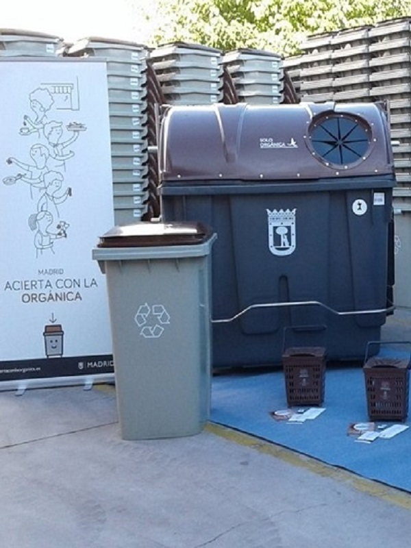 Aprobada la Estrategia de Prevención y Gestión de Residuos de la ciudad de Madrid