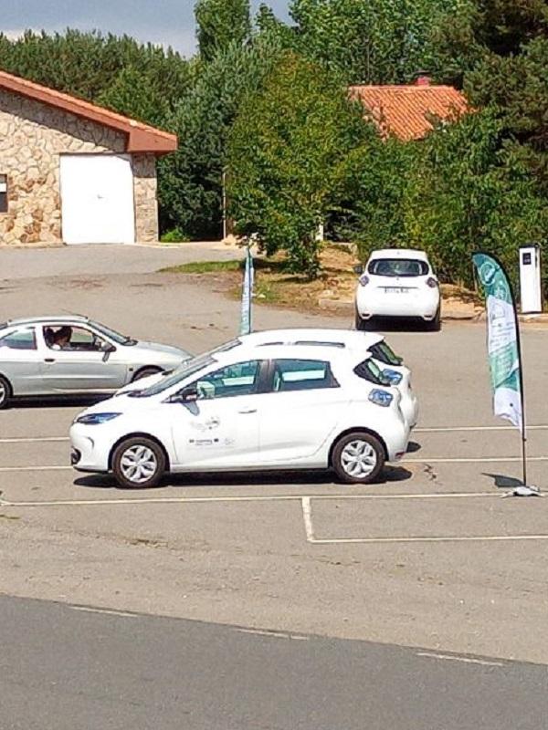 Moveletur presenta dos productos turísticos de movilidad eléctrica en espacios naturales de Castilla y León