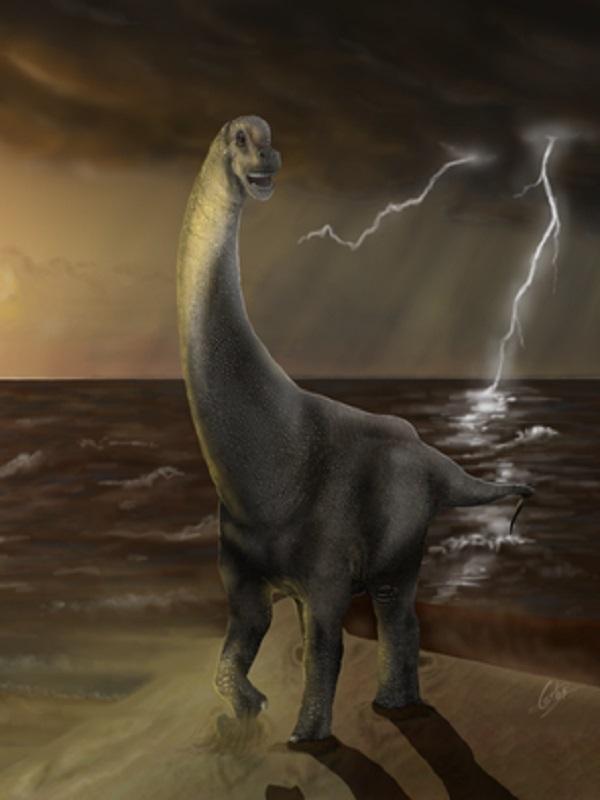 ¿Qué sabes del dinosaurio 'Oceanotitan'?