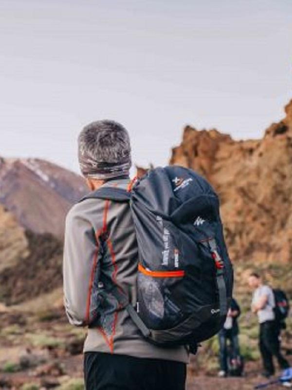 Unos 200 senderistas de 10 países se citan este fin de semana en el 'Tenerife Walking Festival'
